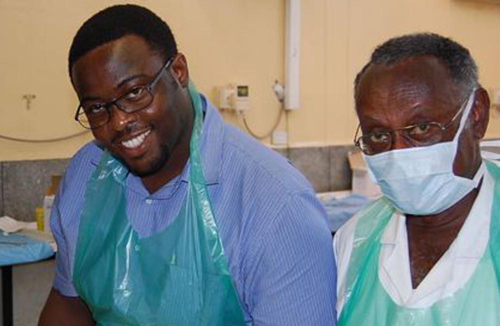Dr Levi Ankrah appointed registrar