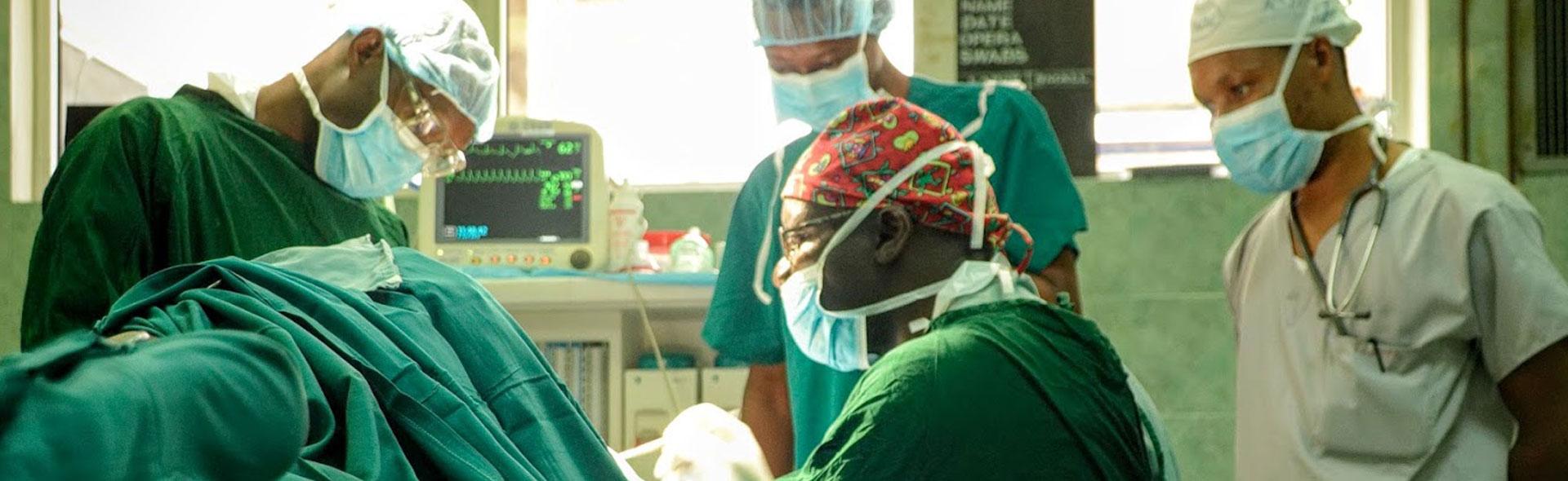 Reconstructive Surgery Africa