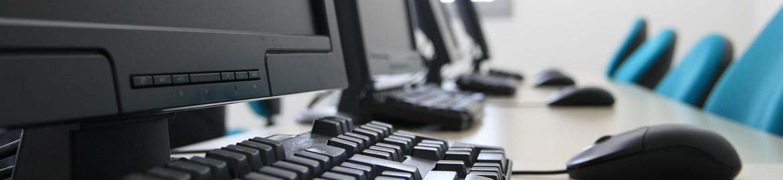 Sierra Leone – Donated computers