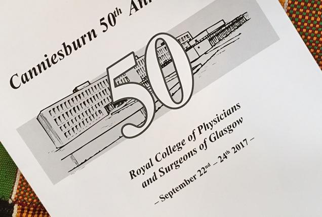 Canniesburn 50th Anniversary
