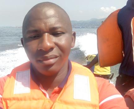 Nurse Anaesthetist from Sierra Leone commences his studies in Ghana