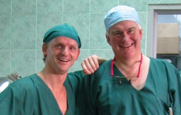 Dr Nicholas Bruce Scott MB ChB, FRCS(Ed), FRCA