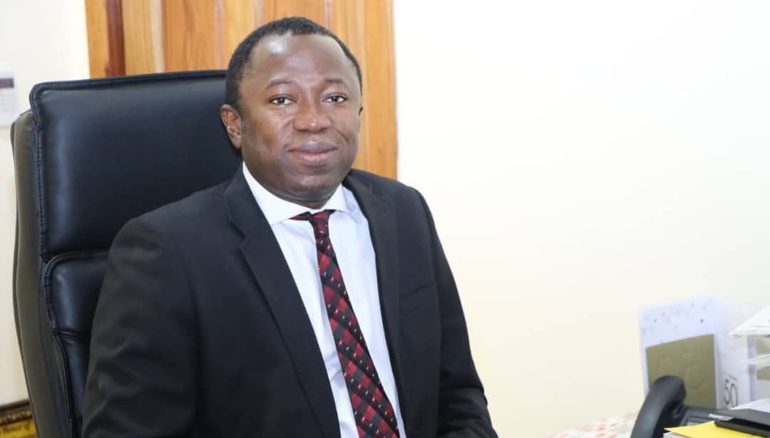 Opoku Ware Ampomah takes up post as Korle BU CEO